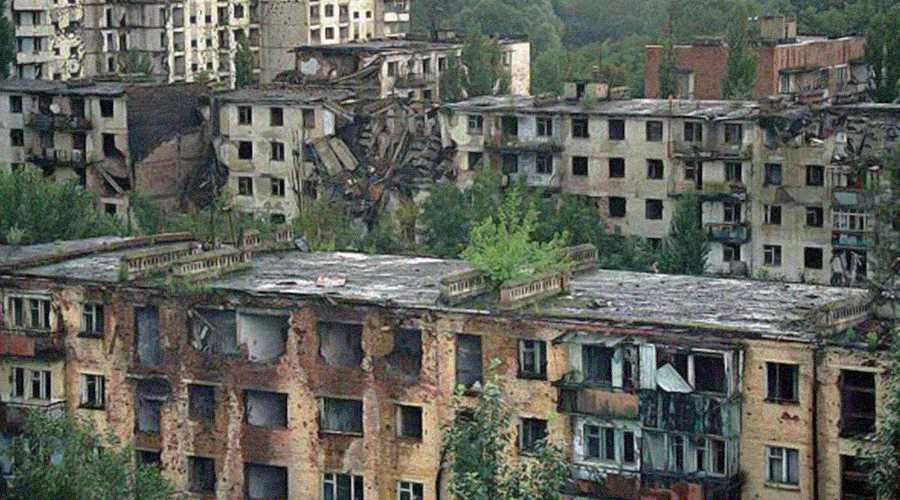 Чечня в 2003–2004 гг.