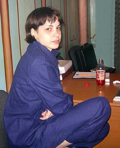 Зарема Мужахоева. Арестована в центре Москвы, Не успела совершить самоподрыв