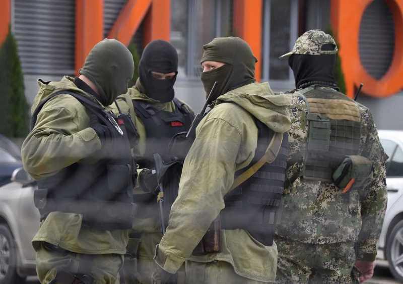 В России за 2017 год предотвратили 25 терактов