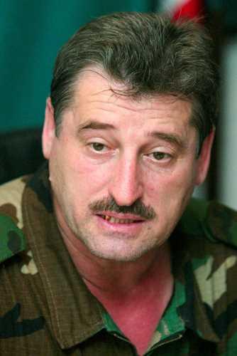 Алу Алханов, И.О. Президента Чечни после смерти Ахмата Кадырова