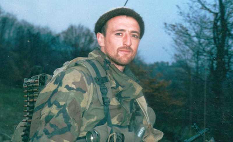 Андрей Туркин. Вымпеловец, погиб, спасая детей от гранаты