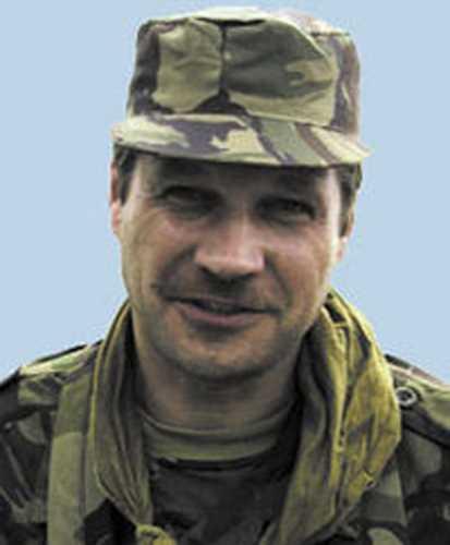 Михаил Кузнецов. Вымпеловец, эвакуировал заложников под огнем, смертельно ранен