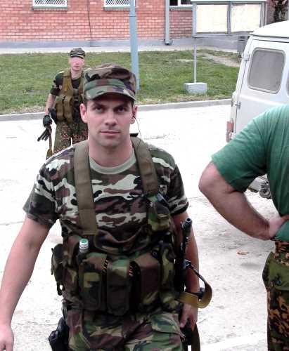 Александр Перов. Альфовец, Погиб, спасая детей от гранаты