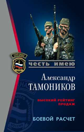 Александр Тамоников. Боевой расчет