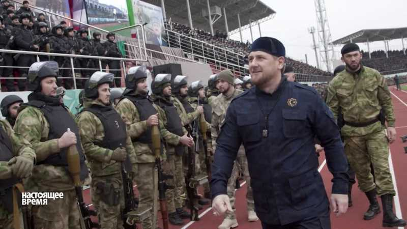 Вторая чеченская война. Война на Кавказе. 2004 - настоящее время. Кавказские борзые