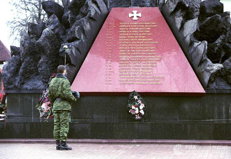 Два чеченских боевика осуждены за атаку на 6 роту в 2000 году