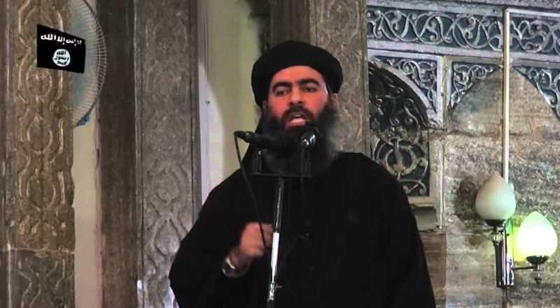 """Абу Бакр аль-Багдади призвал своих сторонников продолжать """"джихад"""""""
