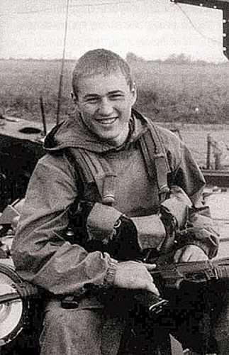 Первая чеченская война. Новогодняя ночь «Скорпиона»