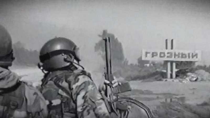 Первая чеченская война. Рассказ участника