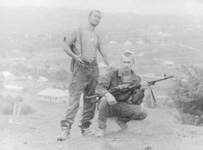 Первая чеченская война. «Питерская» рота