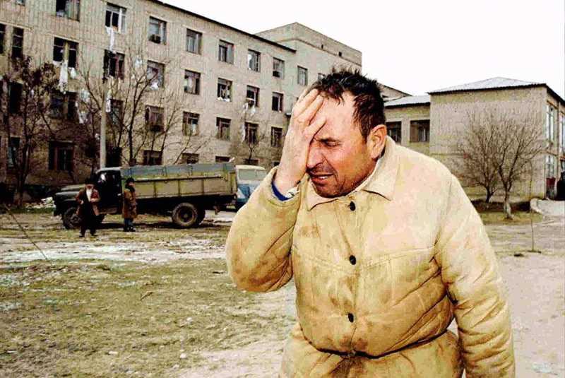 Выставка к 20‑летию со дня нападения банды Радуева. Музей города Кизляра. Январь 2016 года. Фото: РИА Дагестан