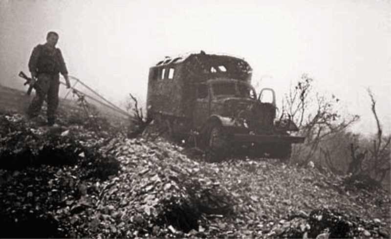 Вторая чеченская война. Гора Чабан. Кровь на камнях