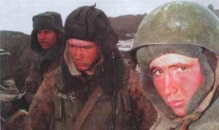 Вторая чеченская война. Бои в Чечне. Рассказ мотострелка