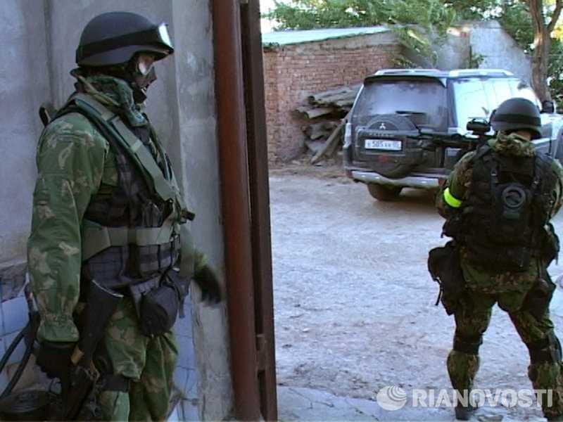 В Дагестане ликвидировали главаря боевиков