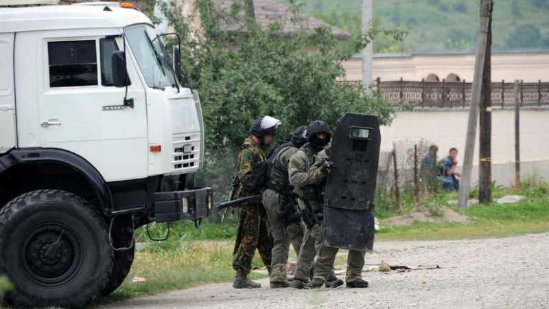 В Дагестане убит боевик