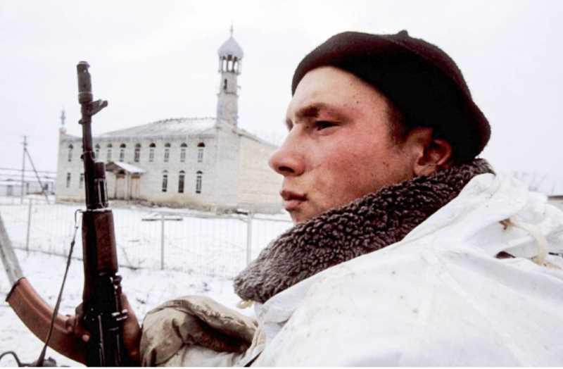 Первая чеченская война. Крещенский бой спецназа