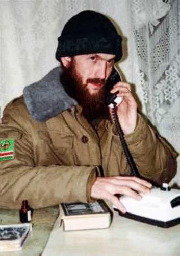 Салман Радуев— один из организаторов налёта на Кизляр
