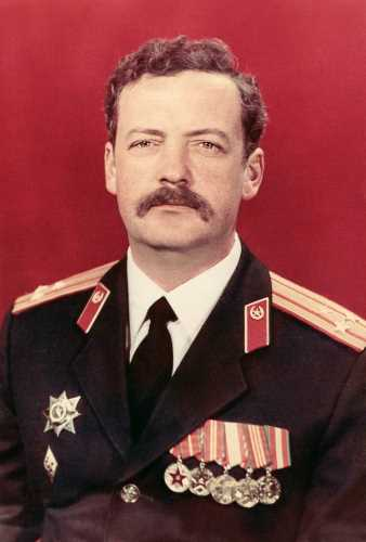 Начальник разведки 58‑й армии СКВО полковник Стыцина Александр Михайлович— Герой России (посмертно)