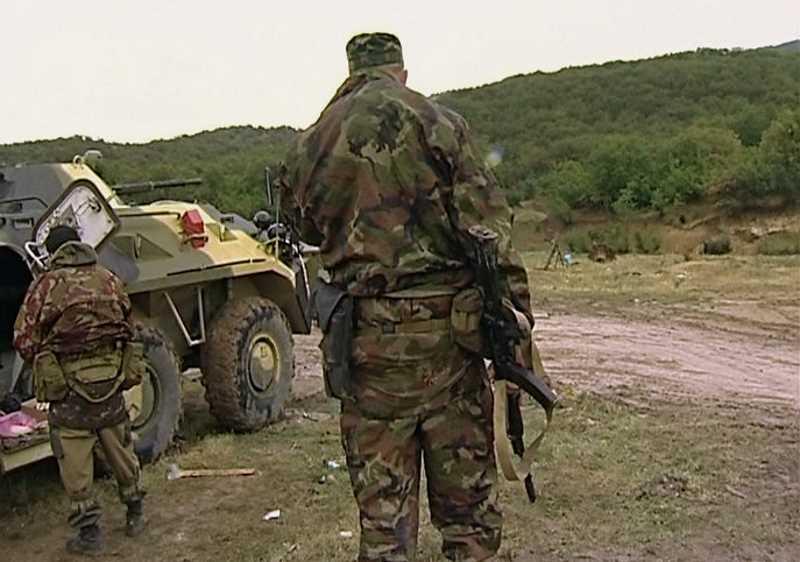 В Чечне уничтожены трое боевиков