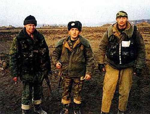 Вторая чеченская война. «72-ка» капитана Певцова штурмует Комсомольское