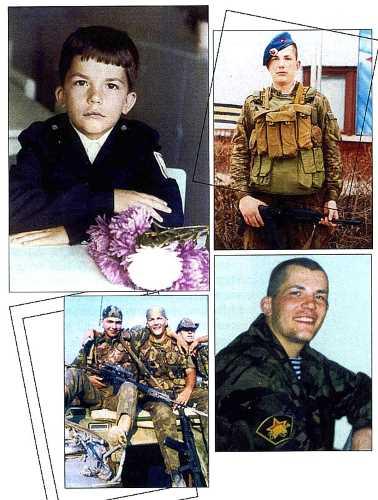 Вторая чеченская война. Бросок на Шалажи