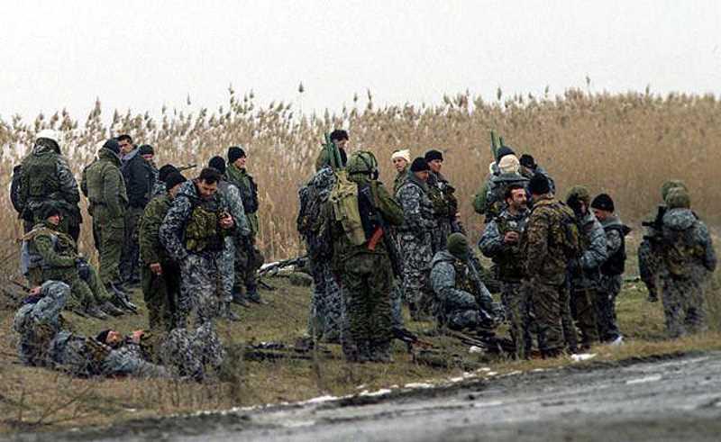 Первая чеченская война. Бой у Первомайского. Кто предал наших солдат?