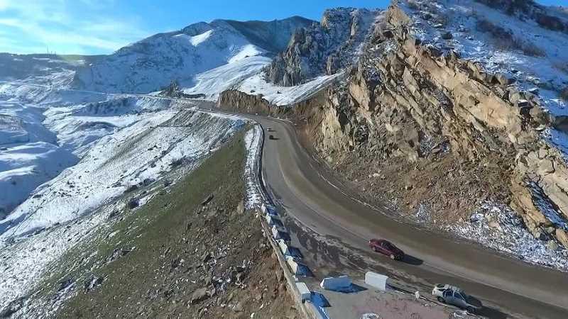Дорогу через Буйнакский перевал в Дагестане закрыли из-за проведения КТО