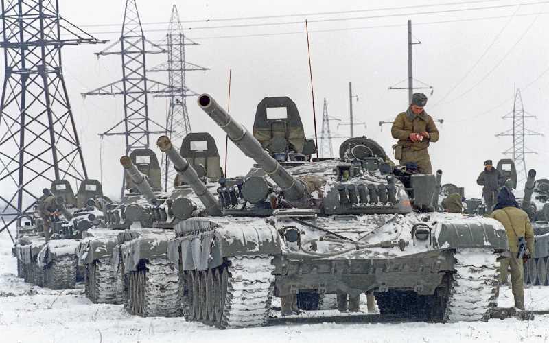 Первая чеченская война. Нулевой штурм. Солдаты, которых не было