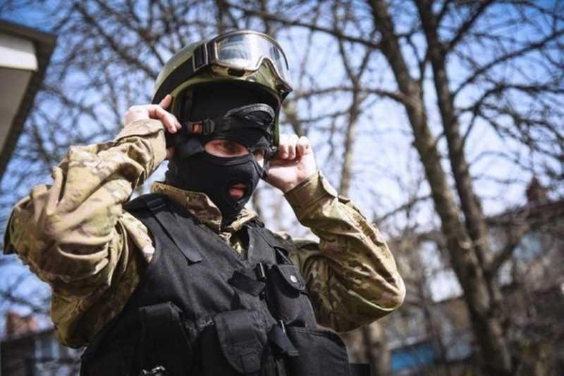 Схрон с оружием нашли в Ингушетии