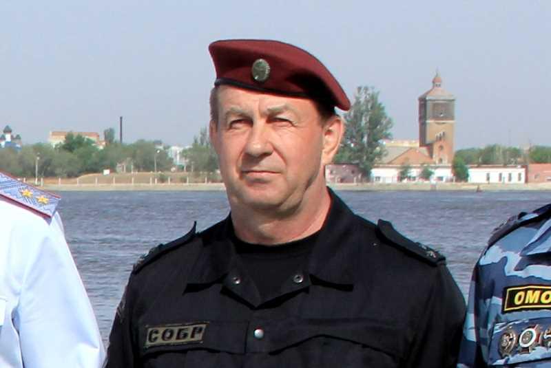 Командир Астраханского СОБРа погиб в ДТП