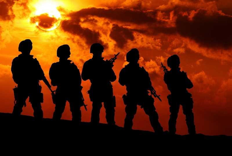 24 октября День подразделений специального назначения