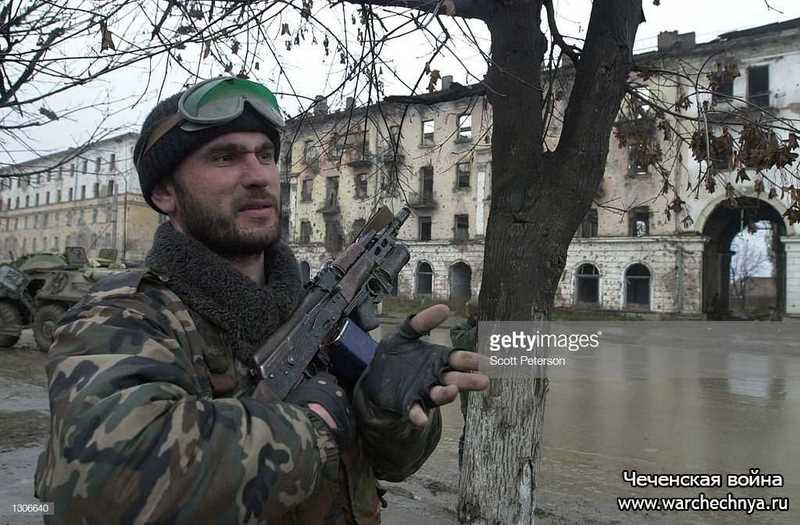 Российская армия в Чечне. Вторая чеченская война