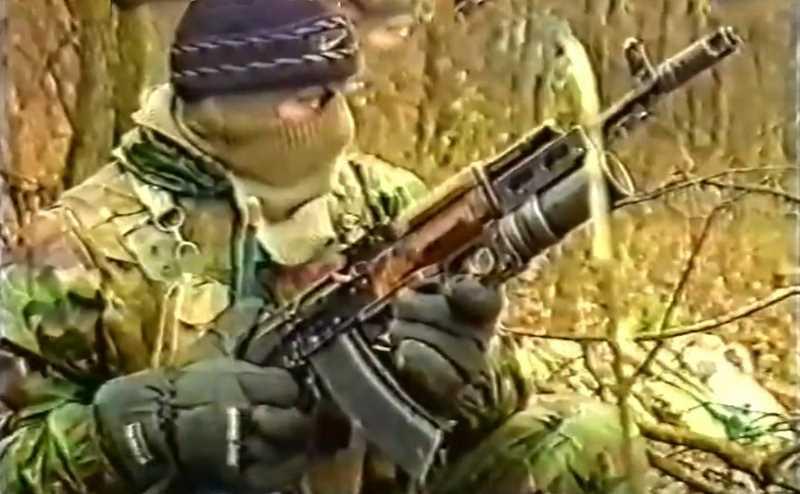Вторая чеченская война. 346 Отдельный РазведБат