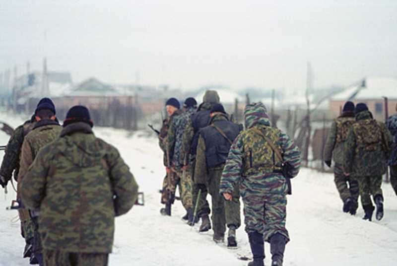 Первая чеченская война. Гудермес 1995. Я – «Каштан»