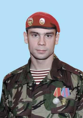 Дмитрий Александрович Серков