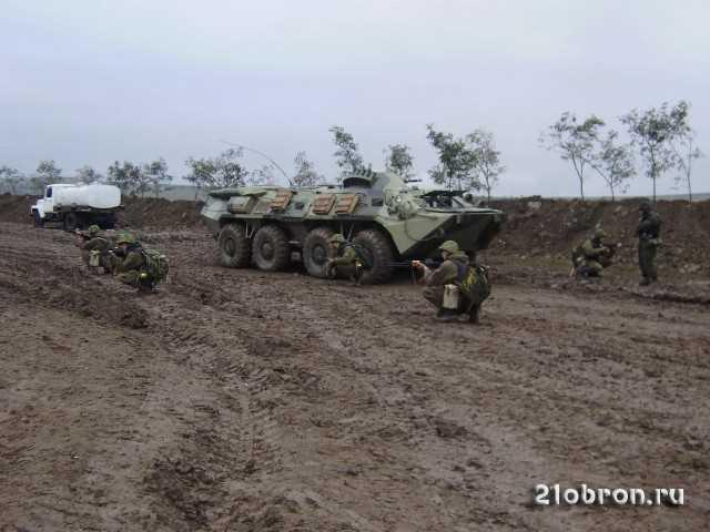 Вторая чеченская война. 21 Софринская бригада ВВ штурмует Грозный