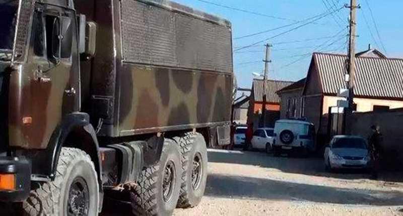 Два человека стали жертвами вооруженного конфликта на Северном Кавказе с 5 по 11 ноября 2018 года