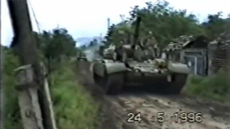 Первая чеченская война. 166 Бригада. Бешеная рота