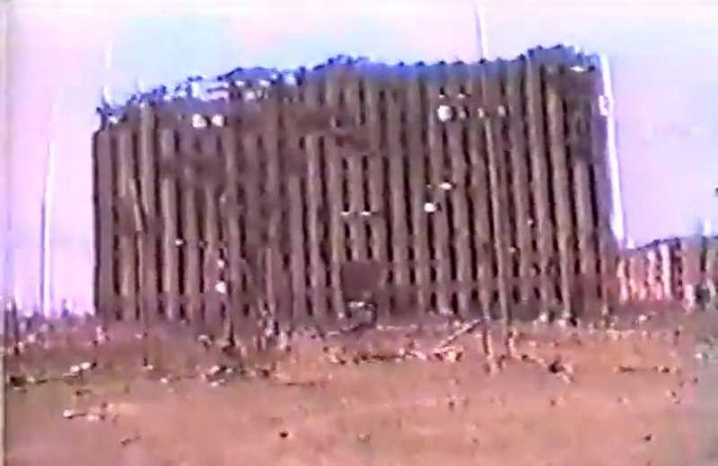 Первая чеченская война. Грозный после боевых действий