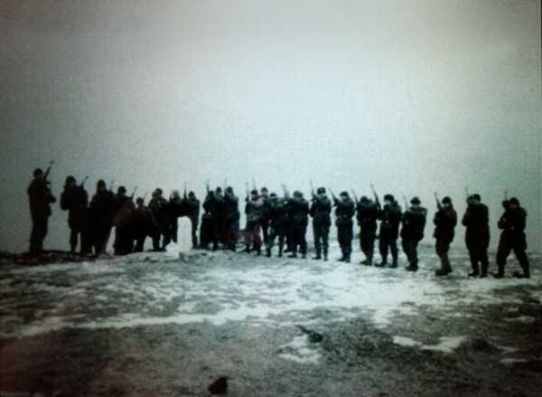 Вторая чеченская война. Бой морской пехоты на высоте 1406