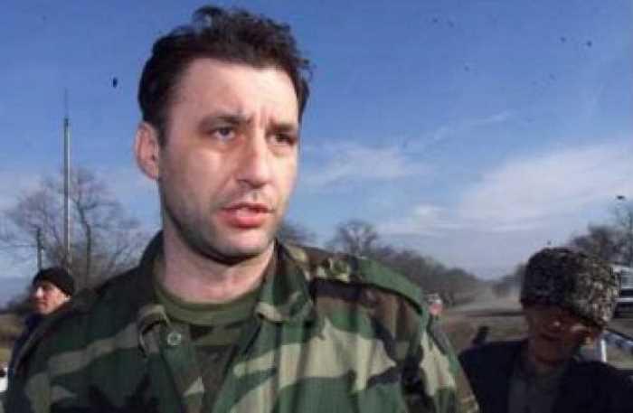 Бислан Сайдалиевич Гантамиров