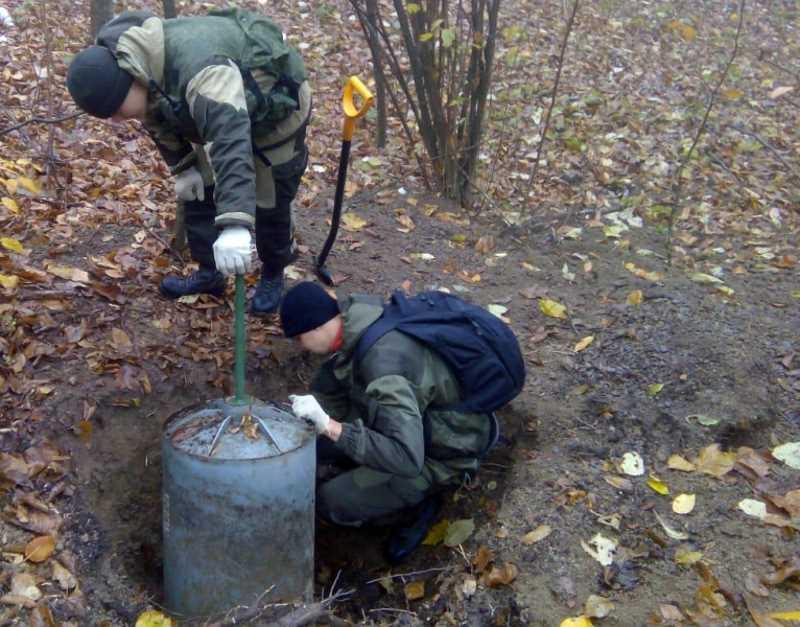 В Чечне обезвредили шесть авиабомб времен режима КТО