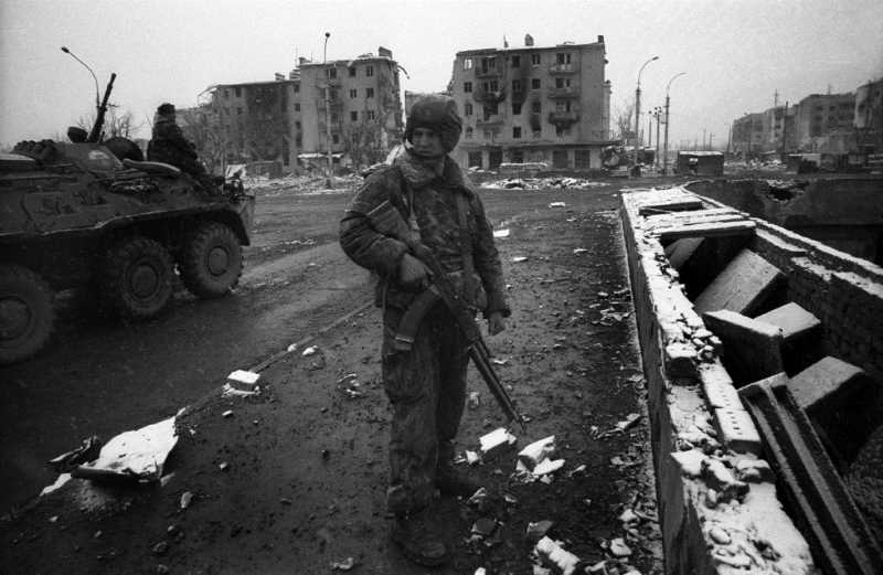 Первая чеченская война. Дневник офицера