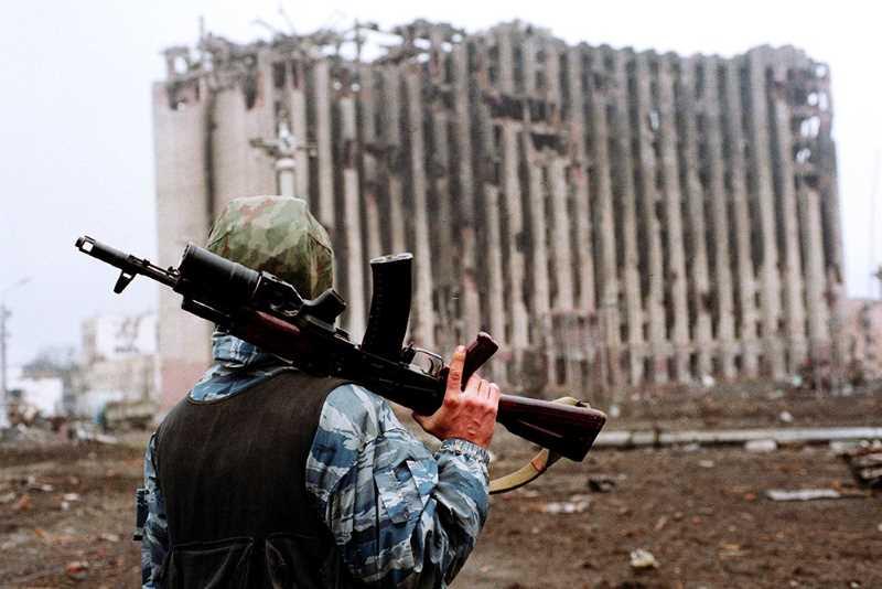 Первая чеченская война. Грозный, 1995. Рассказ морпеха