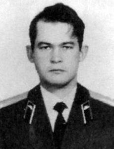 Капитан Пуликовский Алексей Константинович