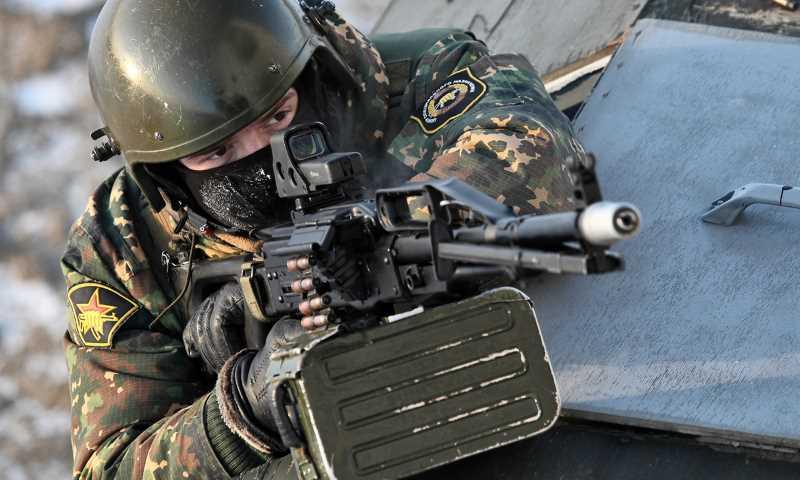 Вторая чеченская война. Амнистия для «Шейха»