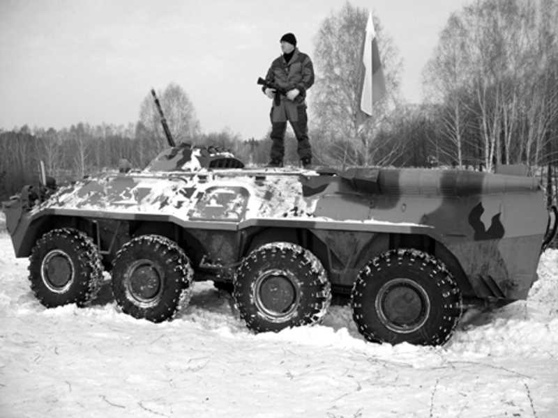 7 ноября годовщина со дня гибели Мордовского ОМОНа в Чечне