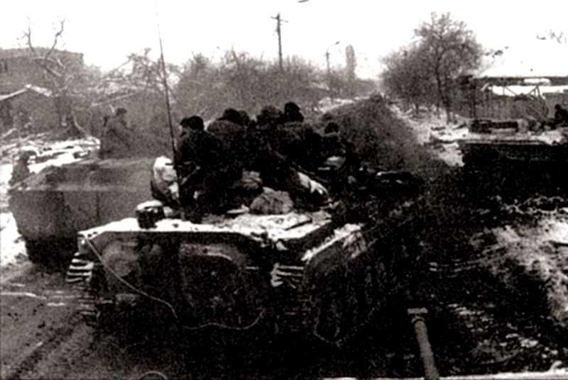 Первая чеченская война. Дневник офицера 119 полка ВДВ