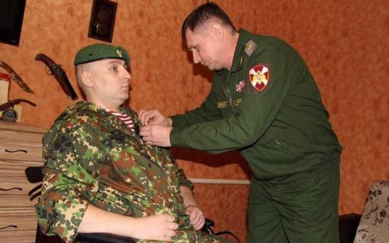 Разведчик Игорь Козаков получил орден Мужества через 7 лет после подвига