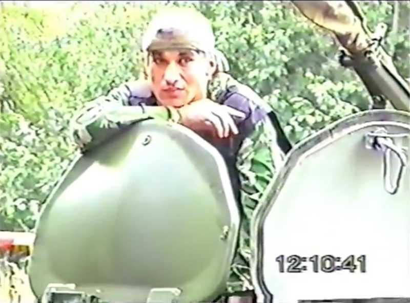 Вторая чеченская война. Разведка 46 ОБрОН, 96 ПОН, Гудермес. В.ч. 6780. 2000 год